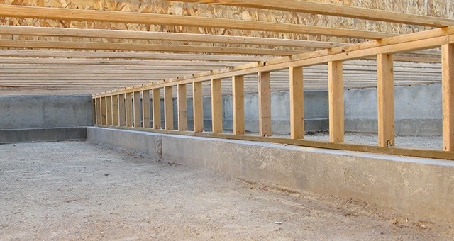 Crawl space encapsulation benefits tips for a healthier for Crawl space house plans