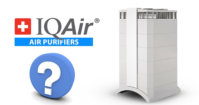 frequently asked questions about iqair air purifiers | sylvane