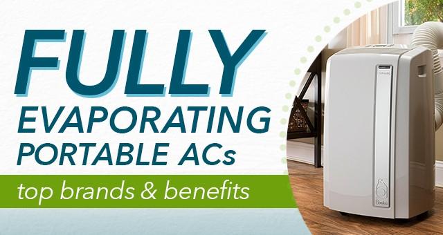Fully Self-Evaporating Portable ACs: Top Brands & Benefits | Sylvane