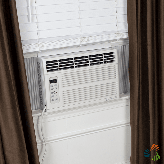 window air conditioner side panel extension