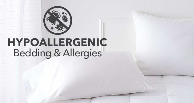 Hypoallergenic Bedding And Allergies