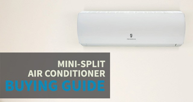 Ductless Mini Split Air Conditioner Buying Guide Sylvane