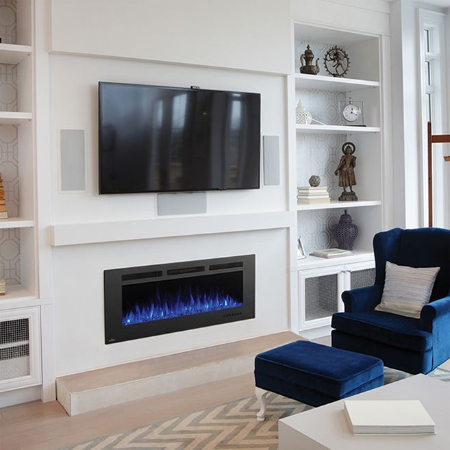 Electric Fireplaces Buying Guide Free Shipping Sylvane