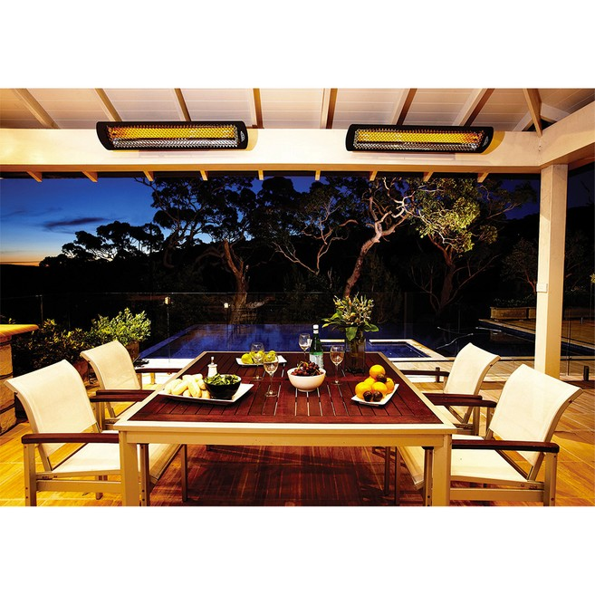 Outdoor heater buying guide sylvane for Chauffage exterieur propane