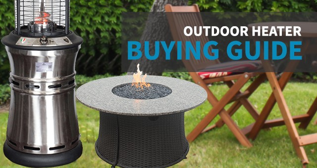 Outdoor Patio Heater Ing Guide