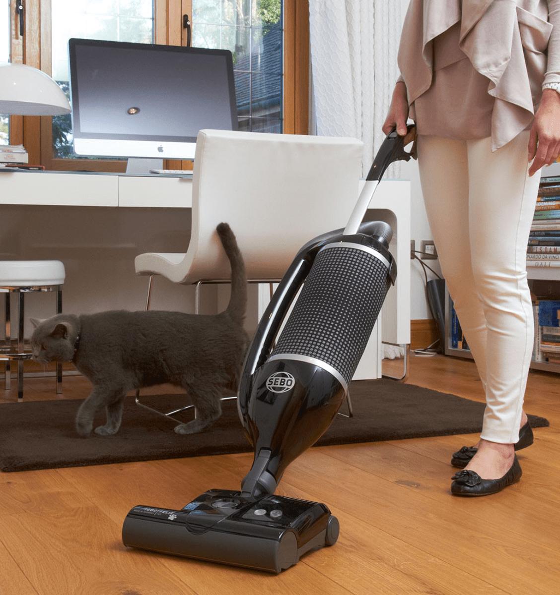 5 Reasons to Own a SEBO Vacuum | Sylvane