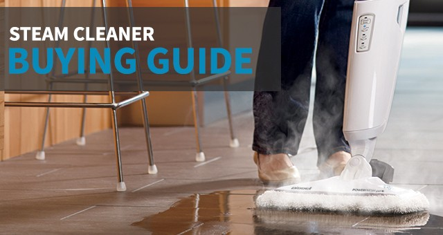 Steam Cleaner Buying Guide | Sylvane