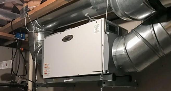 Whole House Dehumidifiers Vs Portable Dehumidifiers