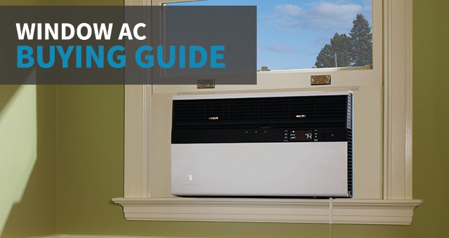 Window Air Conditioner Buying Guide | Sylvane