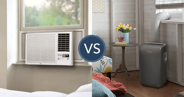Window Vs Portable Air Conditioners
