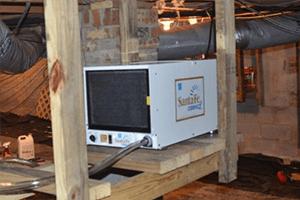 Crawl Space Dehumidifiers Sylvane Free Shipping
