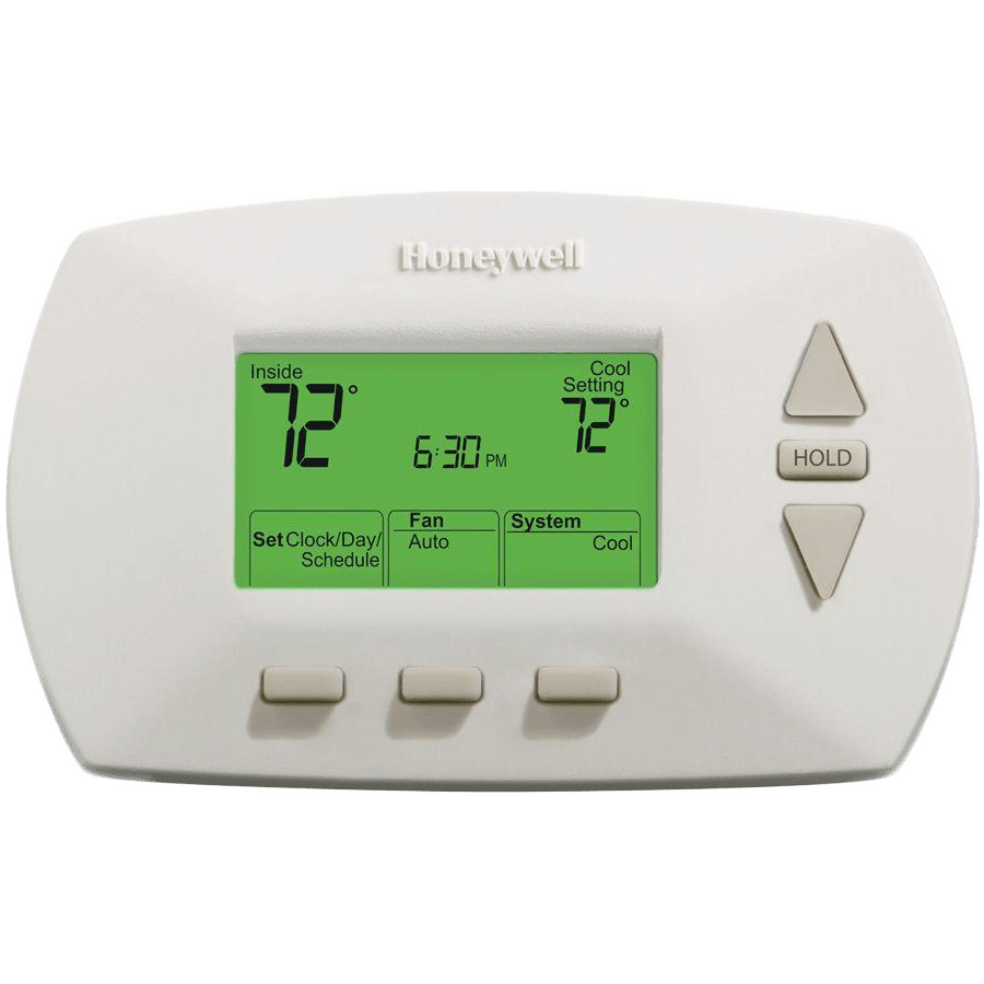 honeywell ret95e 5 1 1 day programmable thermostat sylvane rh sylvane com honeywell programmable thermostat troubleshooting guide honeywell programmable thermostat troubleshooting guide
