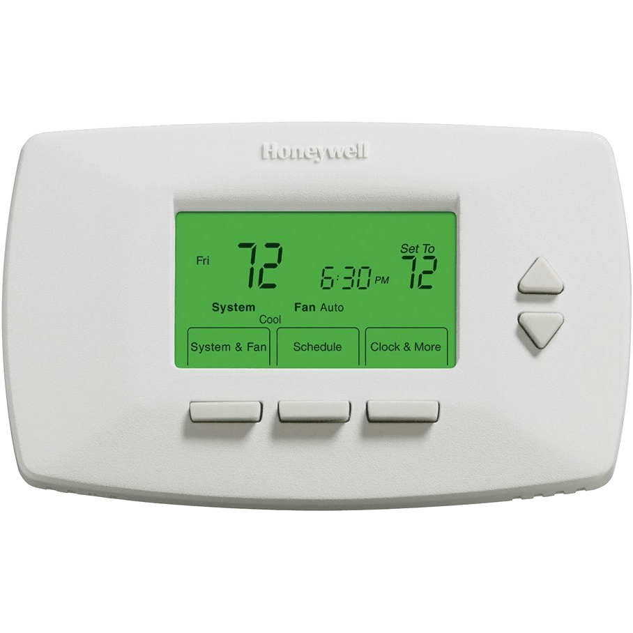 Honeywell RET97D0 7-Day Programmable Thermostat