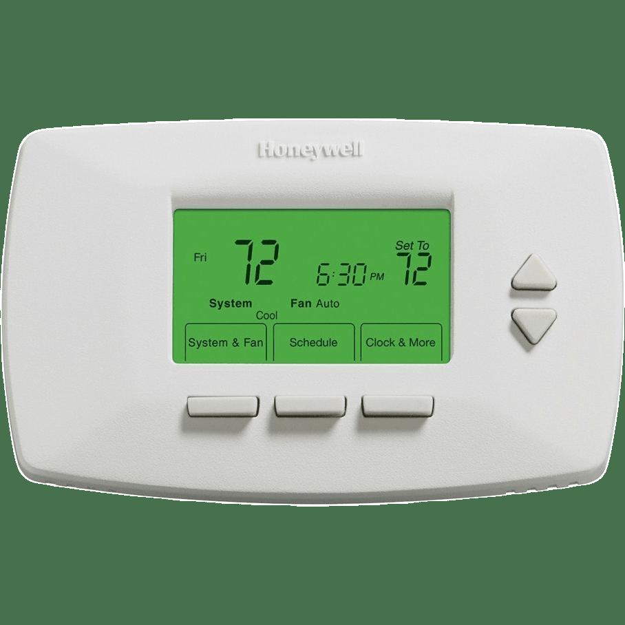 Honeywell Ret97d0 7 Day Programmable Thermostat Sylvane