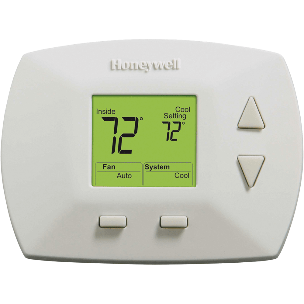Honeywell Rth5100b Deluxe Non Programmable Thermostat