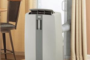 sliding door portable air conditioner & Portable Air Conditioners for Sliding Glass Windows \u0026 Doors | Sylvane Pezcame.Com
