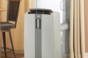sliding door portable air conditioner & Portable Air Conditioners for Sliding Glass Windows \u0026 Doors | Sylvane Pezcame.Com