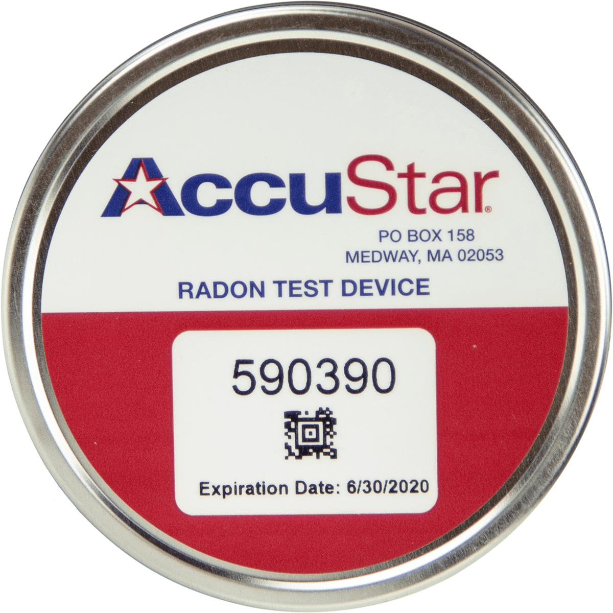 Accustar Picocan 400 Activated Charcoal Canister - Single