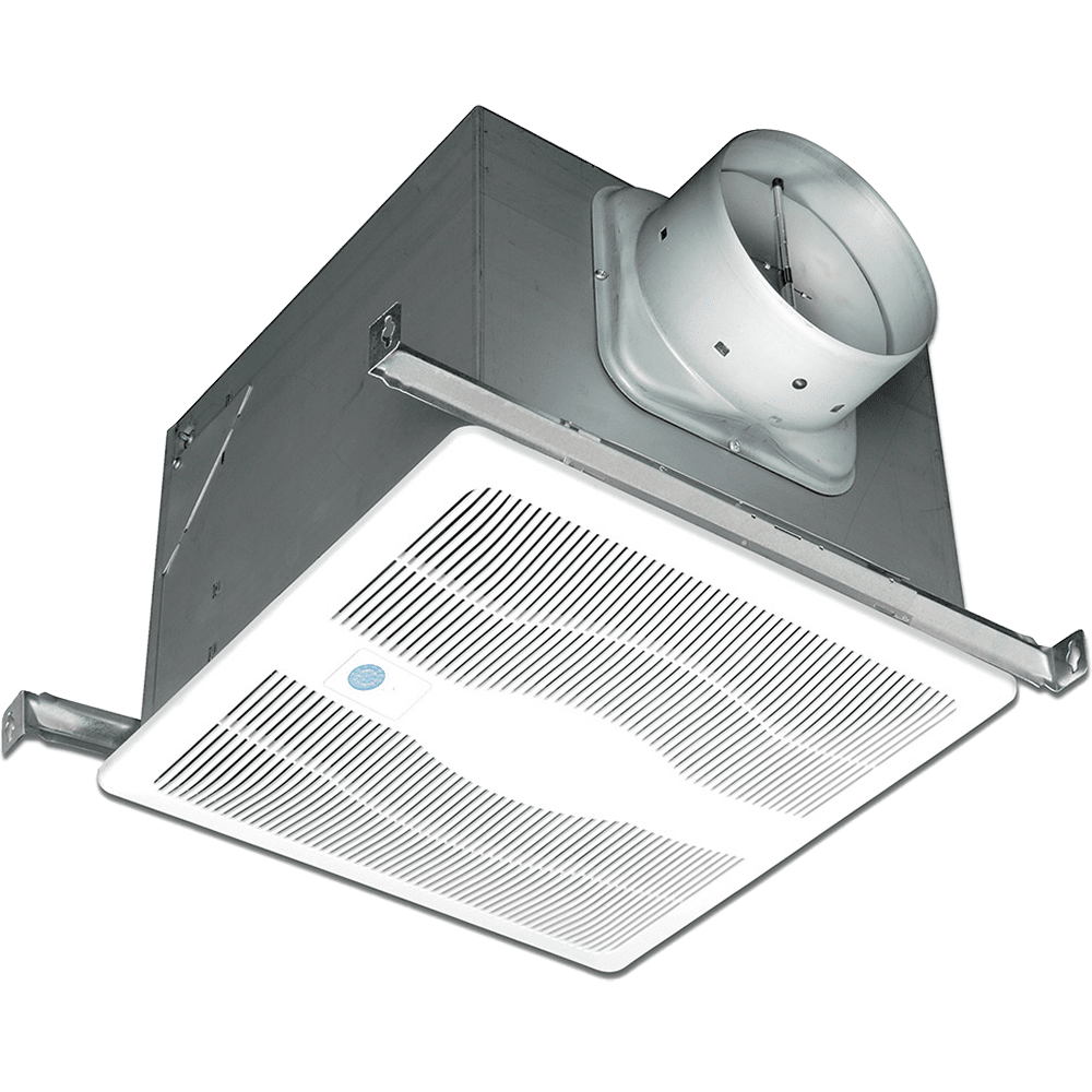 Air King Eco Dual Speed 130/50 Cfm Exhaust Fan With Humidity & Motion Sensor - E130dgh