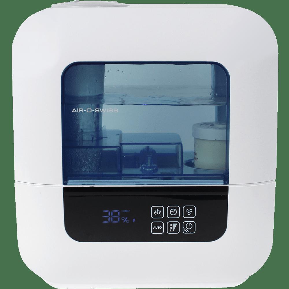 Boneco U700 Digital Warm & Cool Mist Ultrasonic Humidifier ai4073