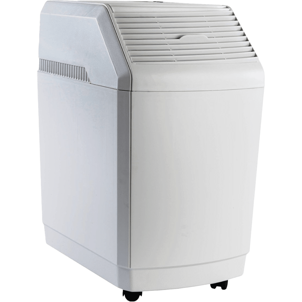 AIRCARE 831000 Space Saver 6-Gallon Evaporative Whole House Humidifier with Digital Controls es4837