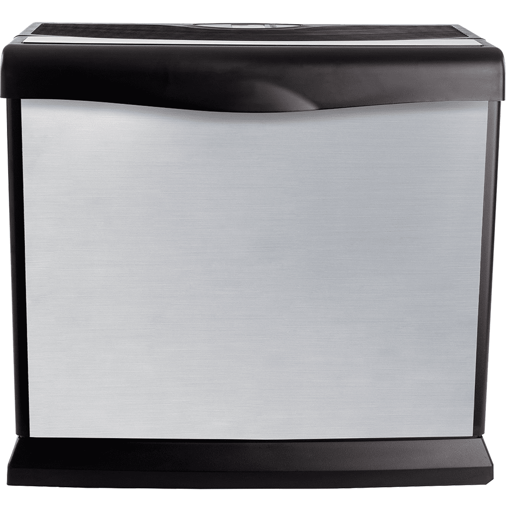Image of Aircare Valiant 5-gallon Whole House Console Humidifier - Nickel