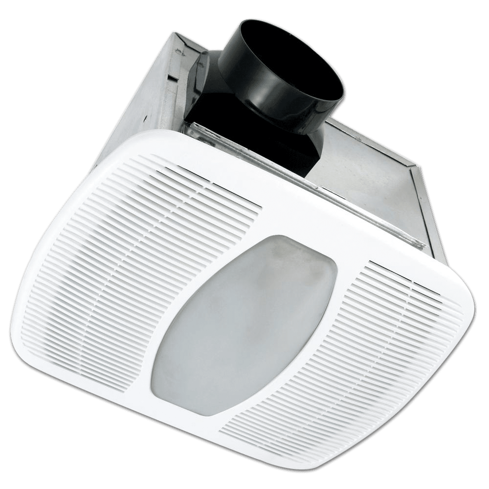 Air King Energy Star Certified Exhaust Fan With Led Light Series