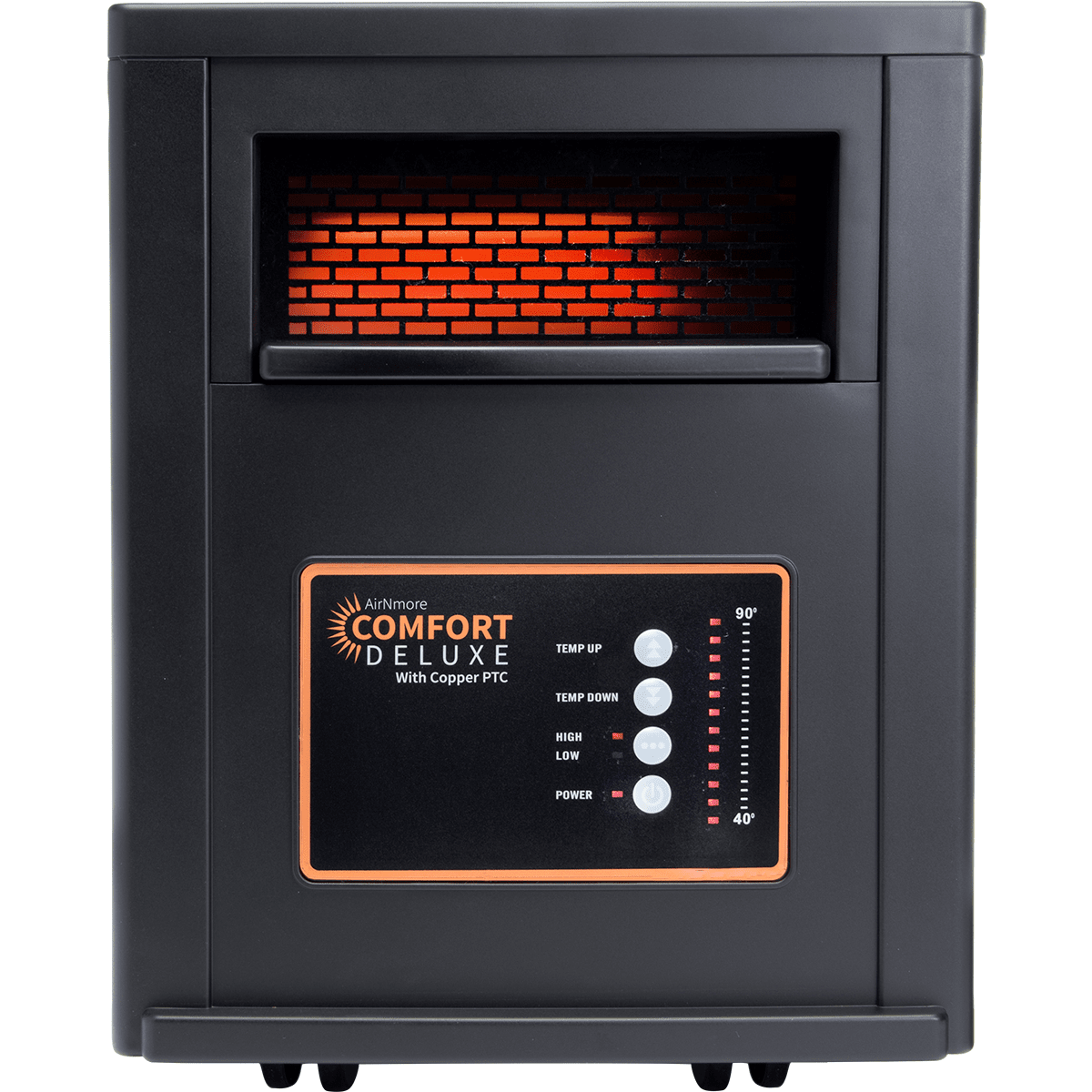 Image of Airnmore Comfort Deluxe Infrared Space Heater