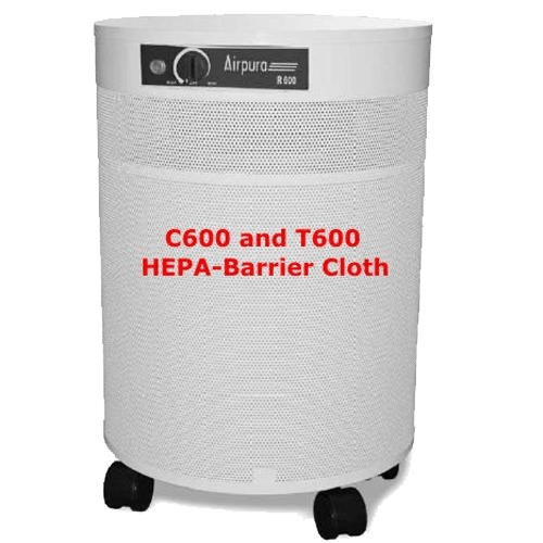 Airpura Replacement HEPA-Barrier Post Filter Cloth ai2615