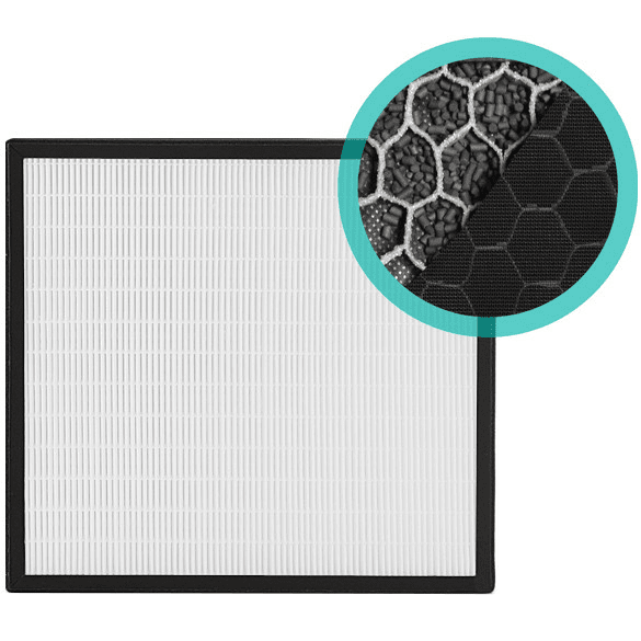Alen BreatheSmart Replacement HEPA-FreshPlus Filter (BF35-VOC) al3057