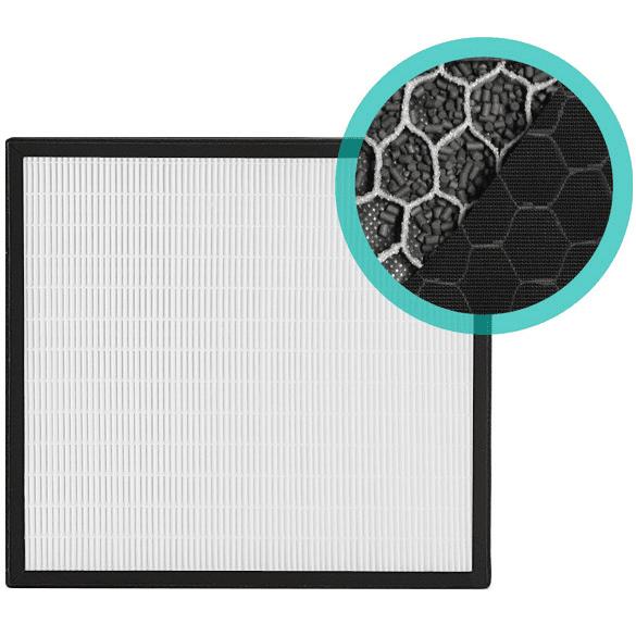 Alen BreatheSmart Replacement HEPA-FreshPlus Filter (BF35-VOC) al3057