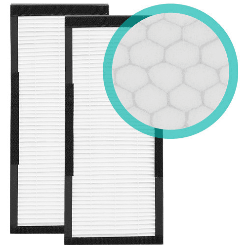 Alen T300 / T100 Replacement HEPA-OdorCell Filter - Set of 2 al1102