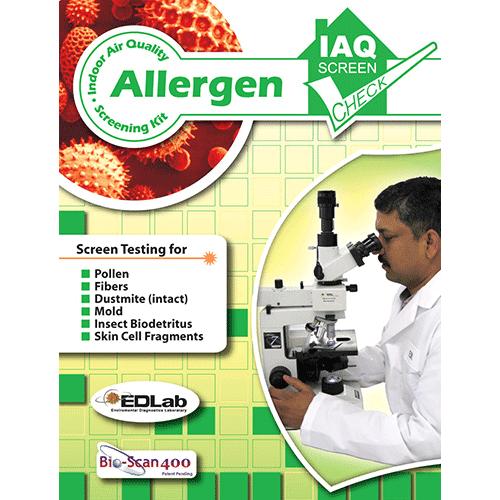 Building Health Check Allergen Test Kit
