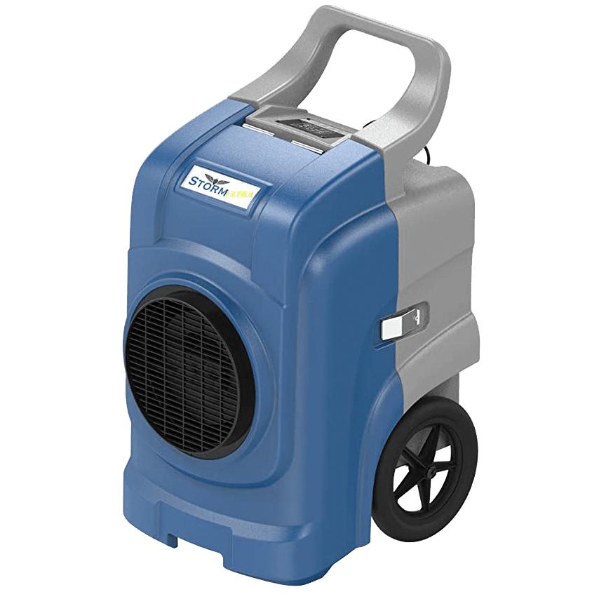 Image of Alorair Storm Elite Commercial Dehumidifier - Blue