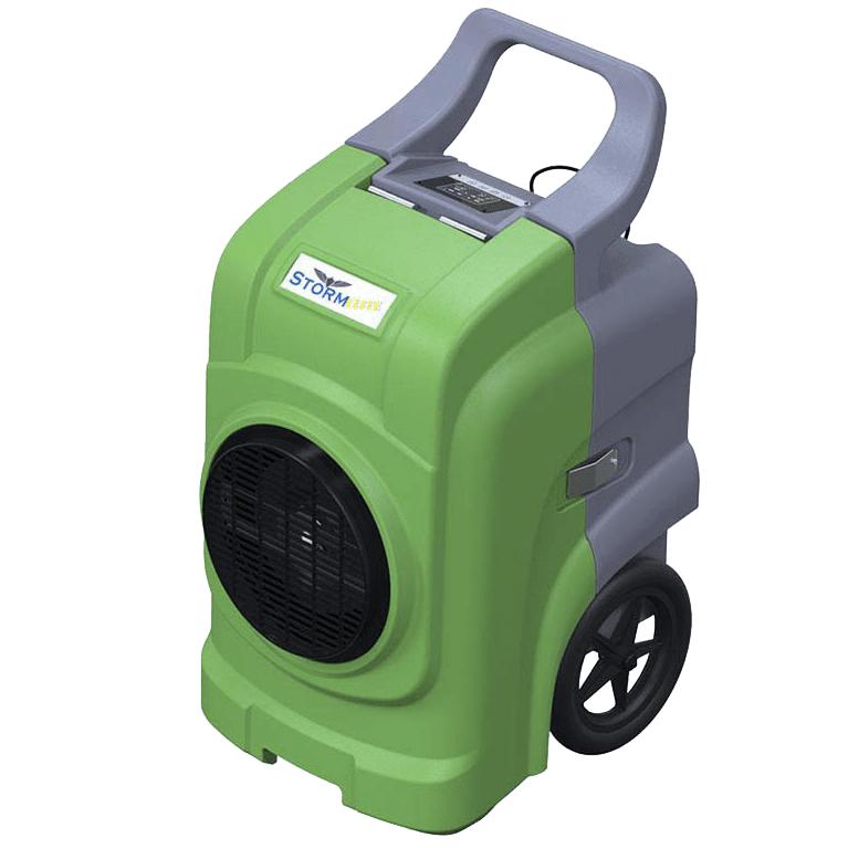 Image of Alorair Storm Elite Commercial Dehumidifier - Green