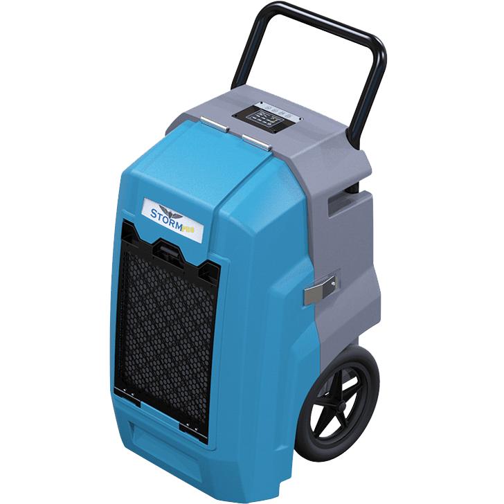 Image of Alorair Storm Pro Commercial Dehumidifier - Blue