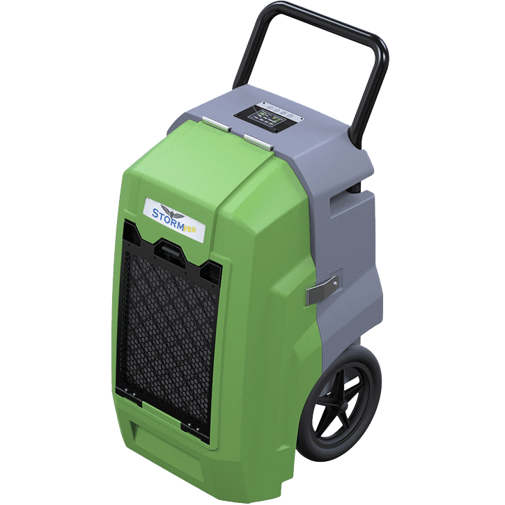 Image of Alorair Storm Pro Commercial Dehumidifier - Green