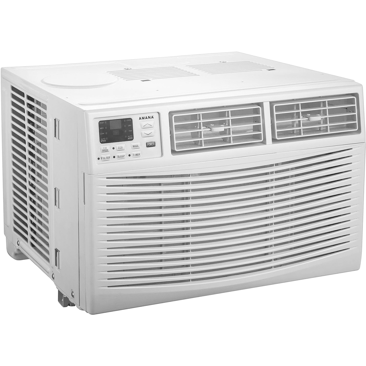 Amana 12000 Btu Window Air Conditioner With Electronic Controls Amap121bw