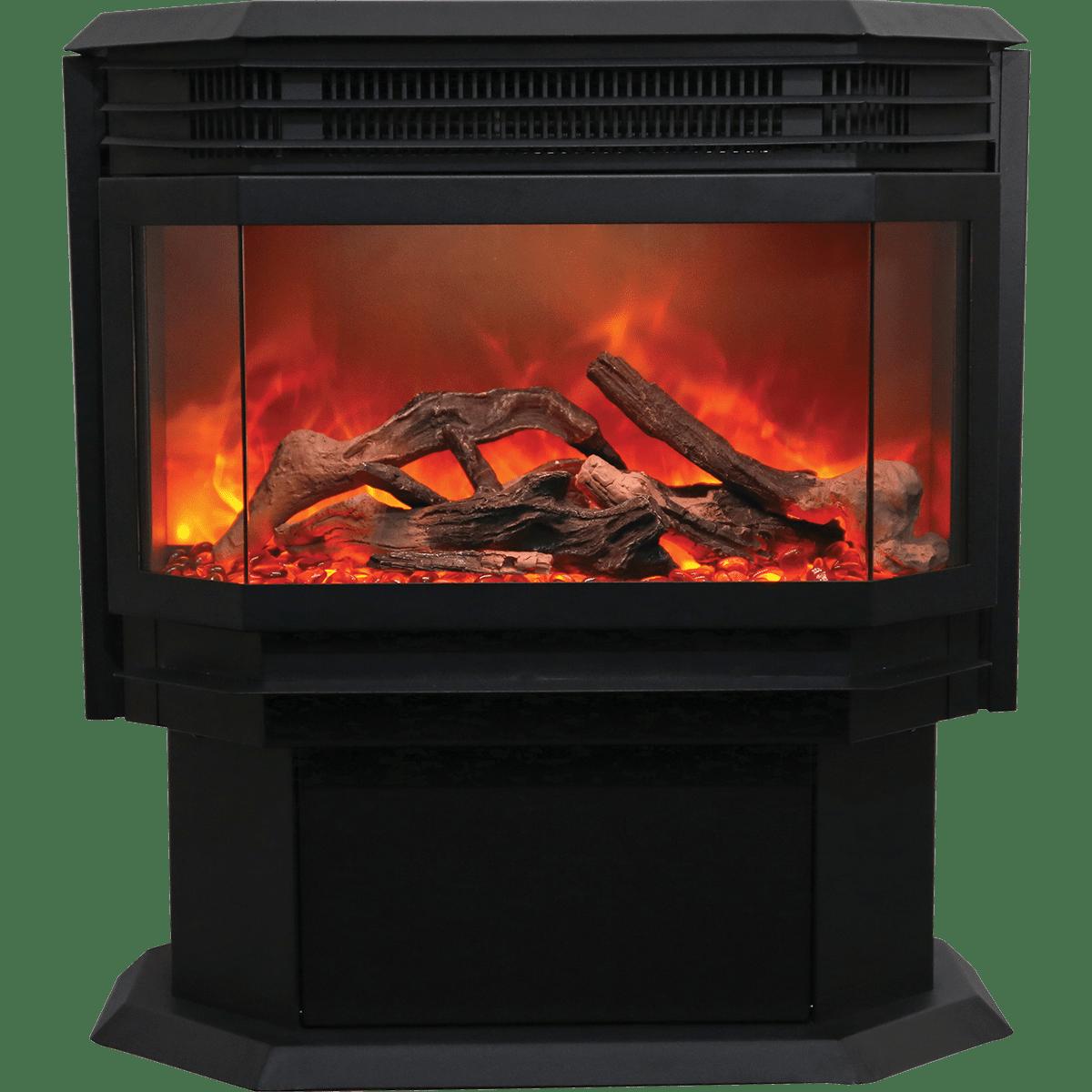 Amantii Freestanding Electric Fireplace Sylvane