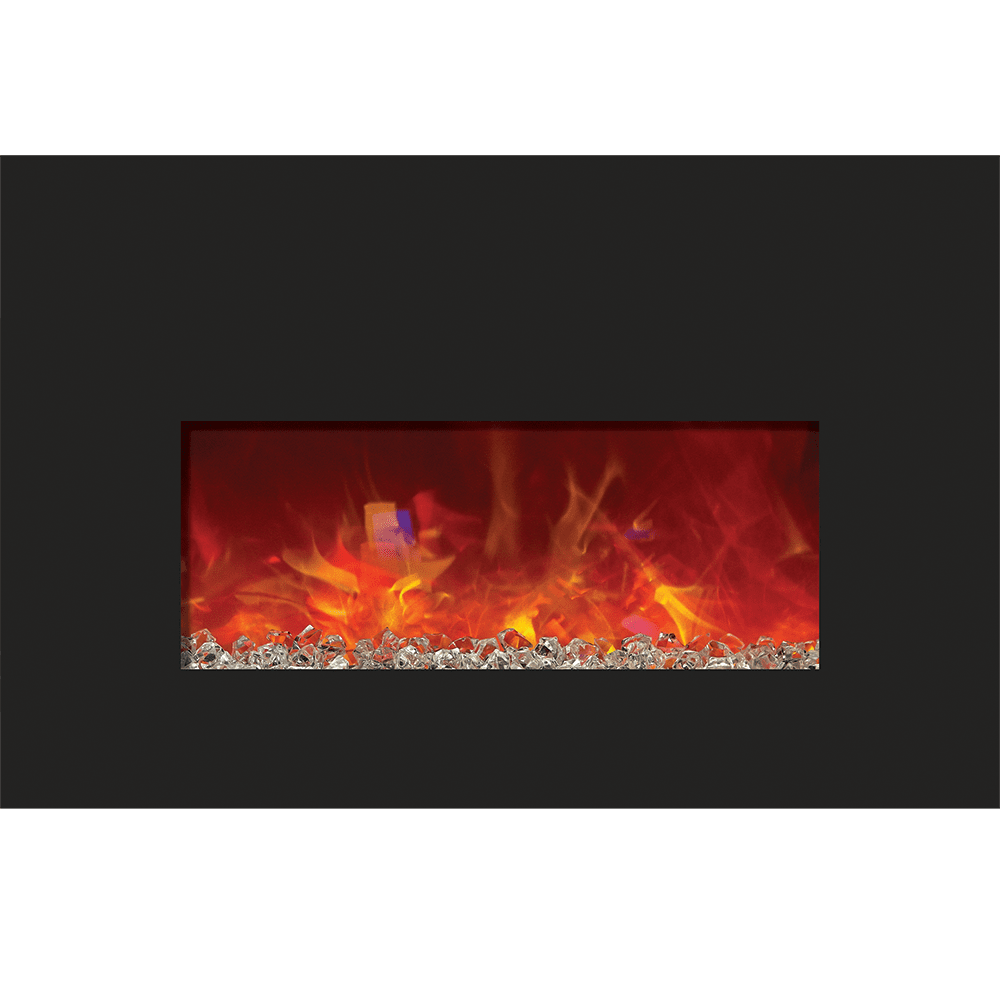 Image of Amantii Small Electric Fireplace Insert