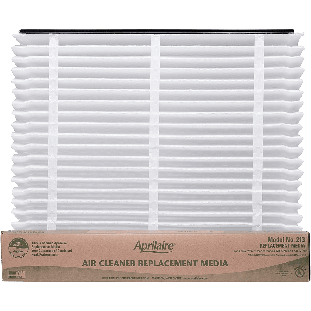 Aprilaire 213 Air Filter (MERV-13) ap4643