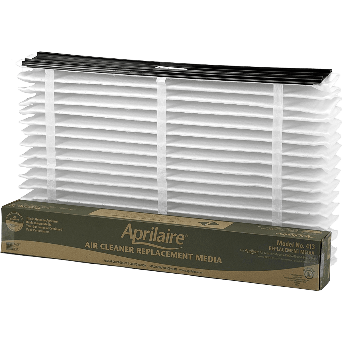Aprilaire 413 Air Filter (MERV-13) ap4647