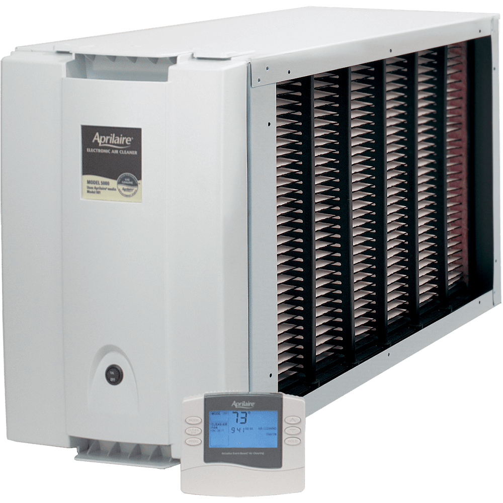 Electronic Air Cleaner : Aprilaire model electronic air cleaner free