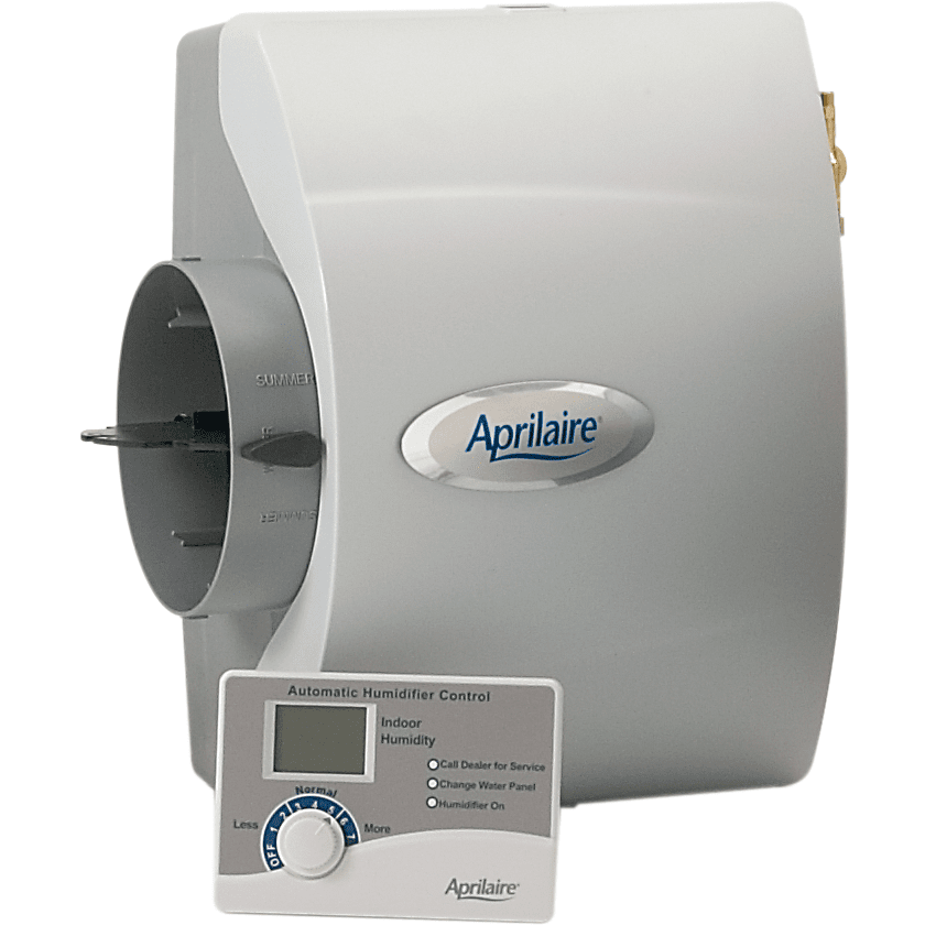 Iq Air Filters >> Aprilaire Model 500 Small Whole House Humidifiers | Sylvane