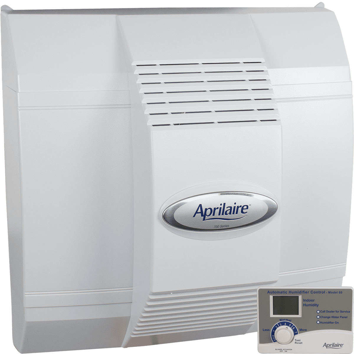 Aprilaire Model 700 Whole House Bypass Humidifiers - automatic control