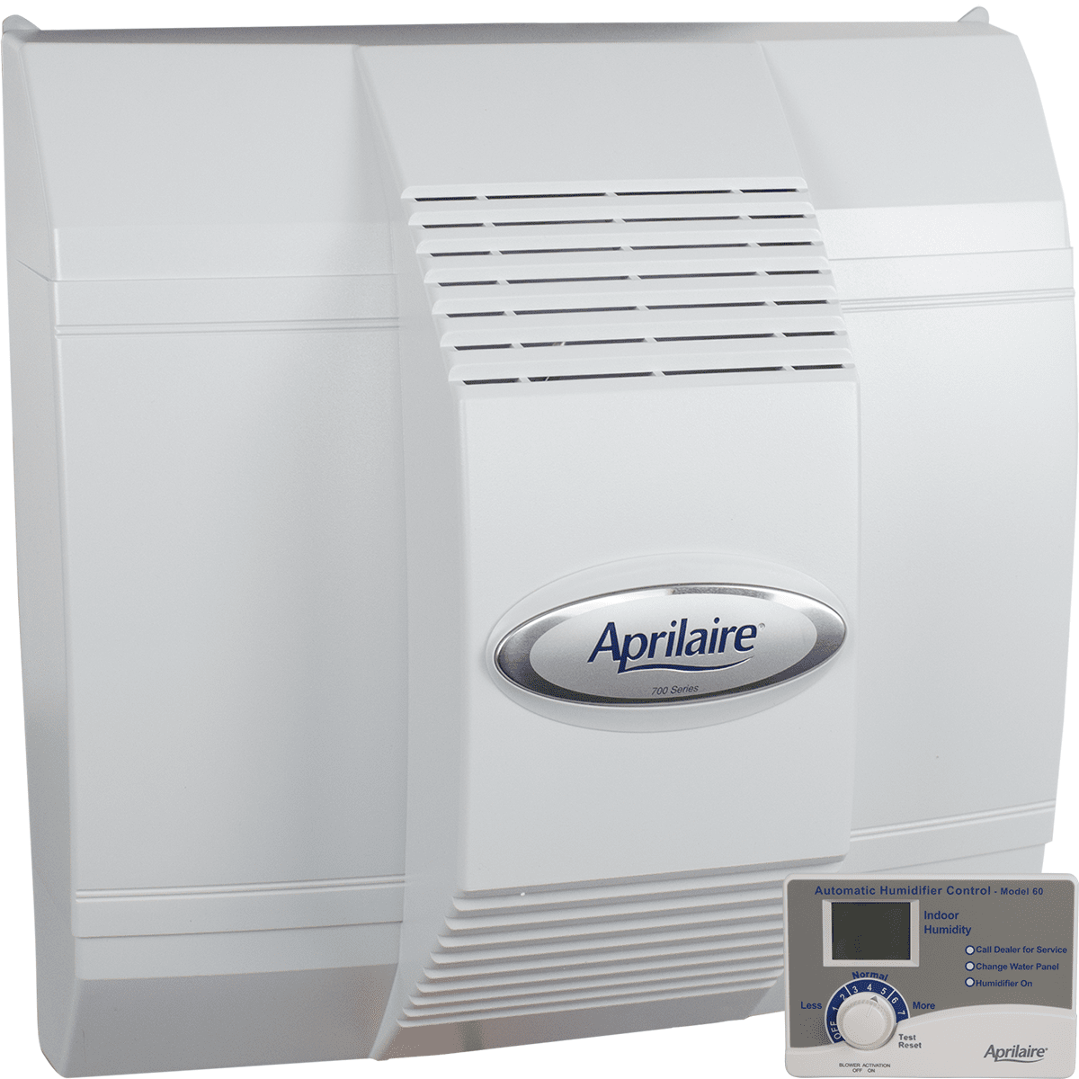 Aprilaire Model 700 High-capacity Humidifier - Auto Digital Control