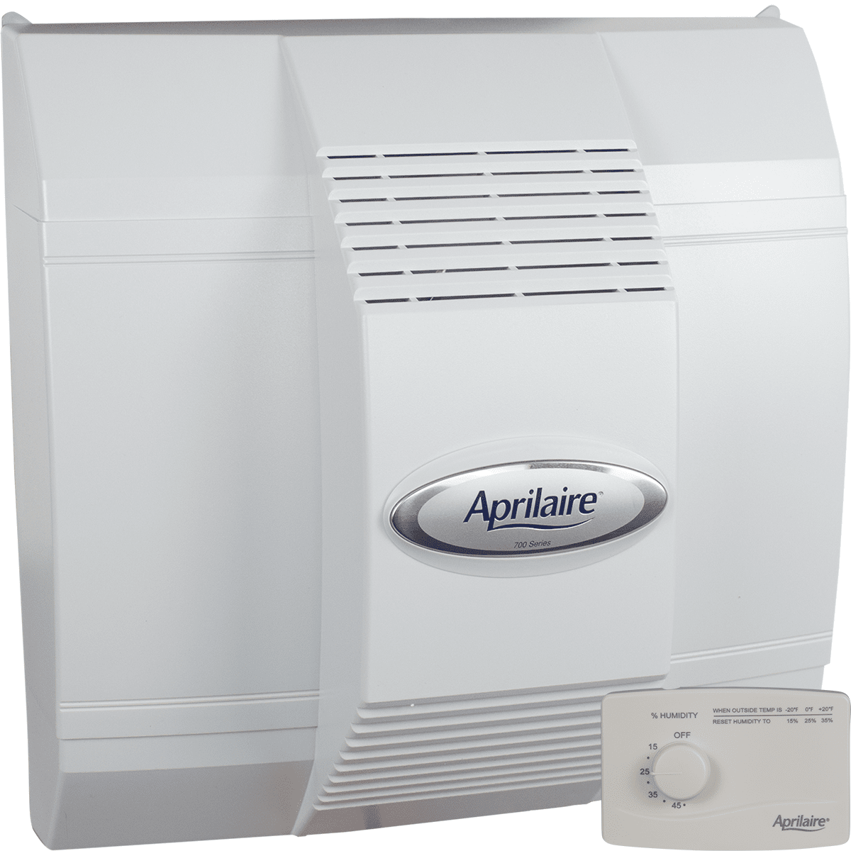 Image of Aprilaire Model 700 High-capacity Humidifier - Manual Control