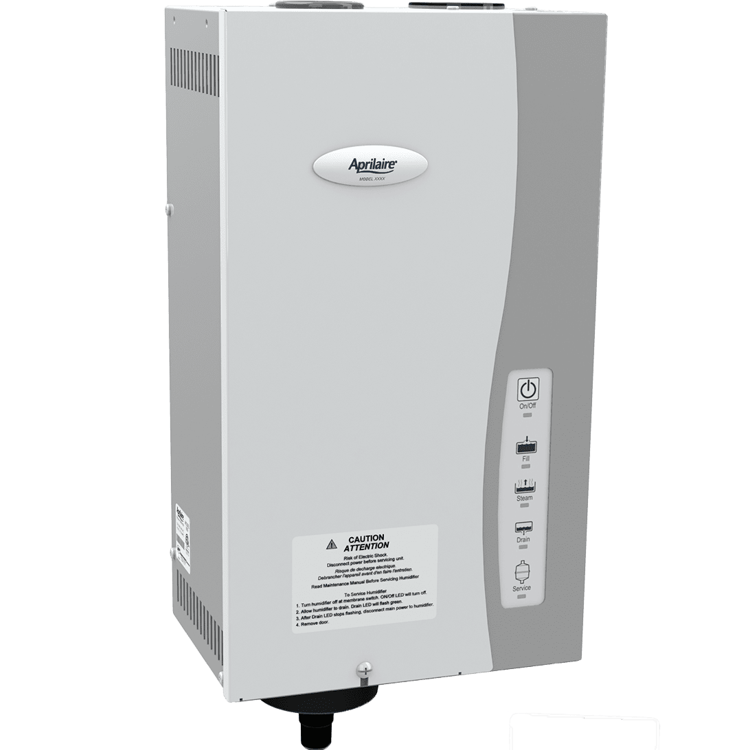 Aprilaire Modulating Steam Humidifier (Model 801)