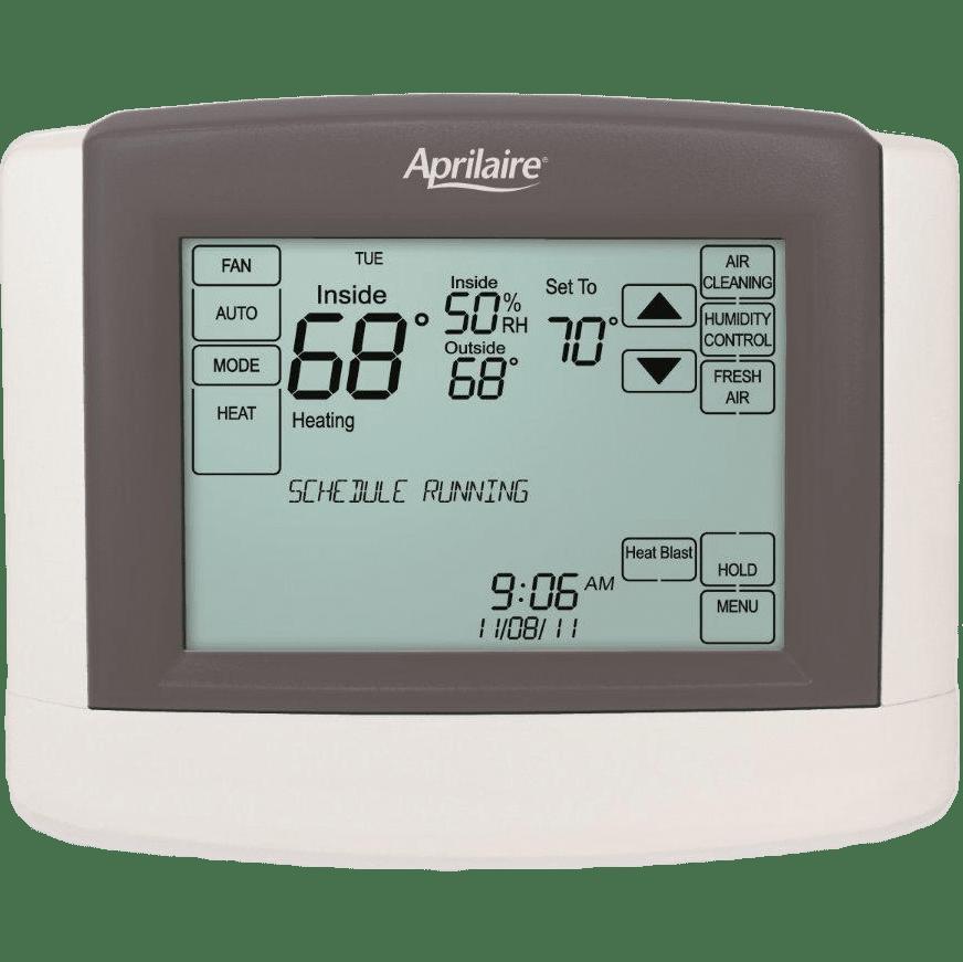 Aprilaire 8620 Programmable Touchscreen Thermostat Sylvane