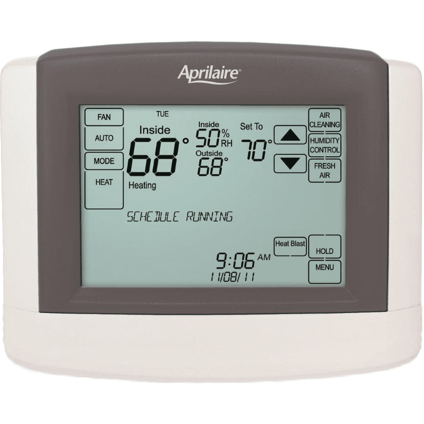 Aprilaire Model 8620 Thermostat